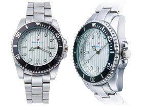 Bernoulli Solarium Men's Watch - 6 Colors
