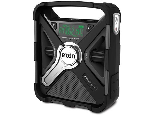 Eton FRX5 – All Purpose Weather Alert Radio with Bluetooth