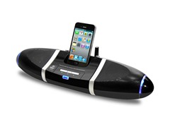 30-pin iPod Dock with Wireless Speakers