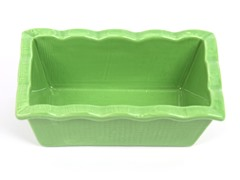 Ceramic Bake & Serve Loaf Pan
