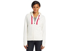 USPA Jrs Classic Fleece Jacket, Oat