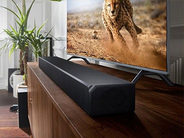 Samsung TVs & Audio