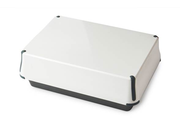 Prep Co 9x11 Pan With Lid Grey