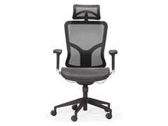 Harlean High Back Office Chair Black