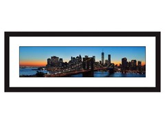New York, New York - 2 (Matted)