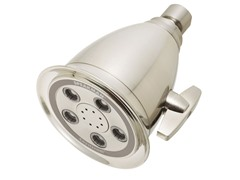 Hotel Showerhead, Nickel