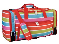 Weekender - Bright Stripes