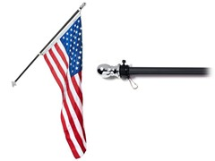 All American Flag Kit - Black