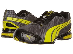 Puma Cell Oliz 2 - Black/Yellow Size 10