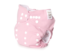 Adjustable Cloth Diaper - Pink