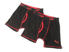 Black Boxer Brief - 2pk