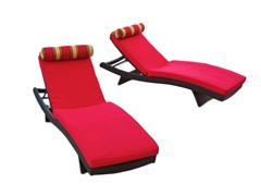 RST Lounger w/ Mattress & Pillow (2-Pack)