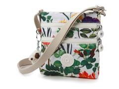 Kipling Alvar XS Minibag, Frond Print