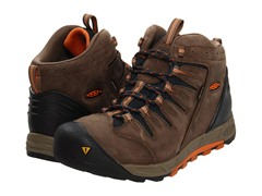 KEEN Men's Waterproof Hiking Shoes (8.5)