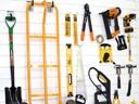 Proslat 8' Garage Wall Kit with 20 Hooks