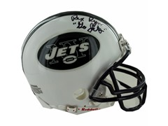 Rex Ryan New York Jets Replica Mini Helm