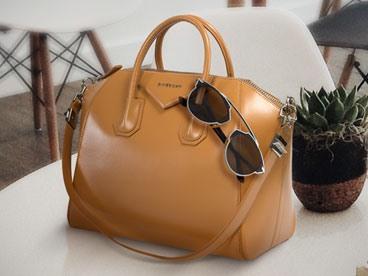 Luxury Handbags and Sunglasses