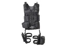 VX-100 Tactical Vest and Leg Platform