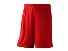 TYR Sport Mesh Short - Red