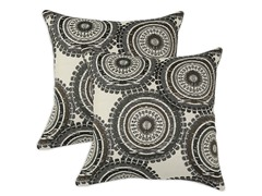 Incogneato Quartz 17x17 Pillows-S/2