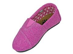 Hot Pink Kaymann Frost Loafer (Tod 5-10)