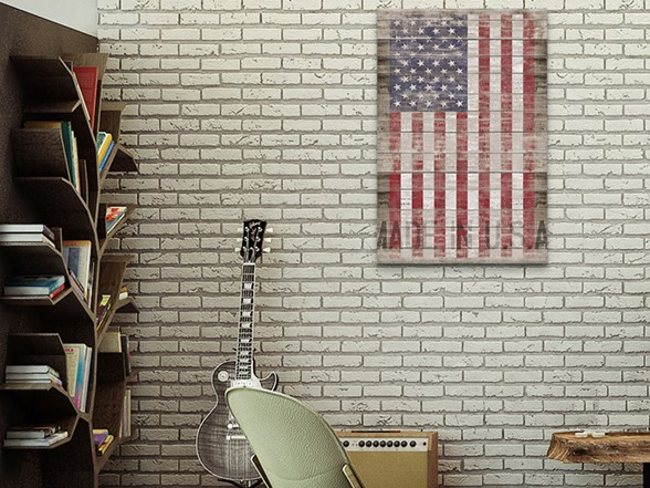 American Flag Ii Your Choice