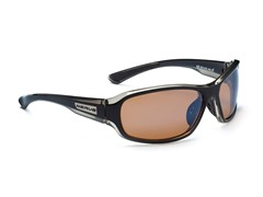 Optic Nerve Quant Polarized, Brown/Smoke