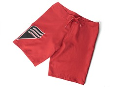 TYR Beach Comber Board Short - Red