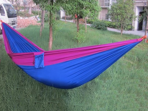 Portable Two Person Hammock 8 Colors