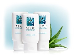 Aloe Cadabra 3PK Natural Aloe