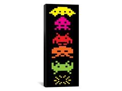 Totem (Multicolor) 36x12 Thin