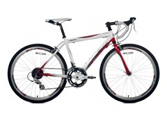 "Giordano Libero 24"" Youth Bike Red/White"