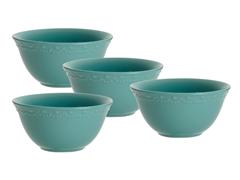 "Paula Deen Whitaker 6"" Bowls - 4"