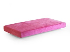 """Full Size - Pink 7"""" Thick Memory Foam Mattress"""