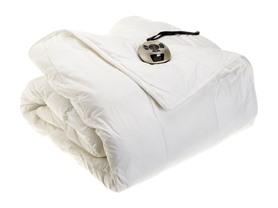 Sunbeam Heated Comforter