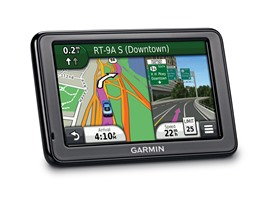 "Garmin 5"" GPS with Lifetime Maps/Traffic"