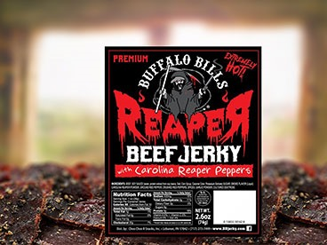 Buffalo Bills Premium Reaper Jerky