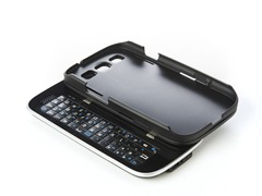 Sliding Bluetooth Keyboard - Galaxy S3