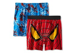 Spiderman Boxers 2-Pack (4 & 8)