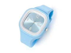Flex Watch Light Blue