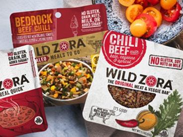 Wild Zora Spicy Meals