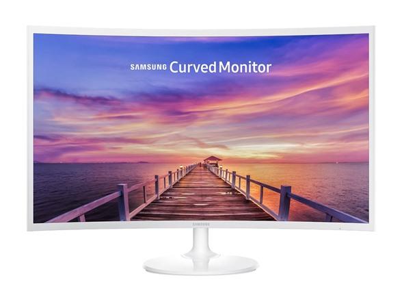 """Samsung 32"""" Curved LED Monitor - C32F391 03c944f6-f970-4307-ae31-1fe6ba71a8e7"""
