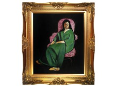 Matisse - Lorette in a Green Robe