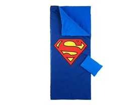 Wildkin Superman Sleeping Bag