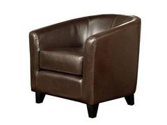 Montecito Leather Armchair