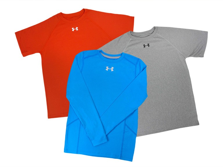Kids' Under Armour Tees