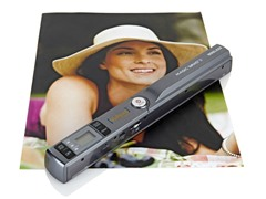Magic Wand Portable Scanner - Pewter