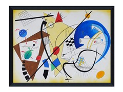 Kandinsky - Throughgoing Line