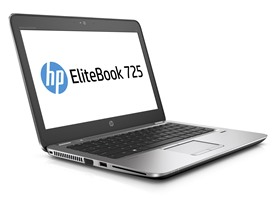 "HP EliteBook 725-G3 12.5"" A8 256GB SSD Laptop"