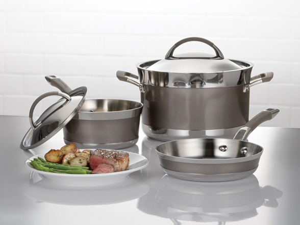 Kitchenaid 10 piece cookware set for Kitchenaid 6 set